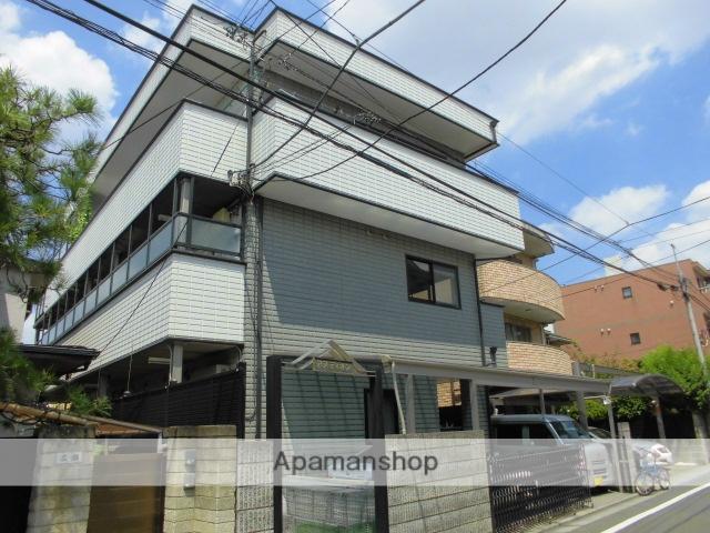 東京都杉並区、新高円寺駅徒歩12分の築21年 3階建の賃貸マンション