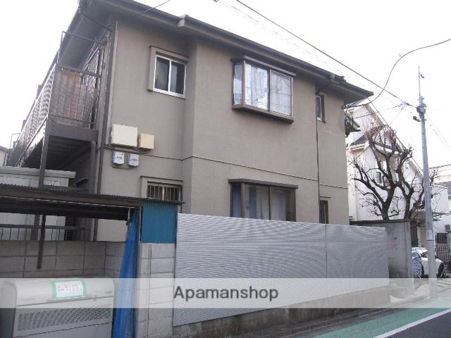東京都杉並区、東高円寺駅徒歩18分の築29年 2階建の賃貸アパート