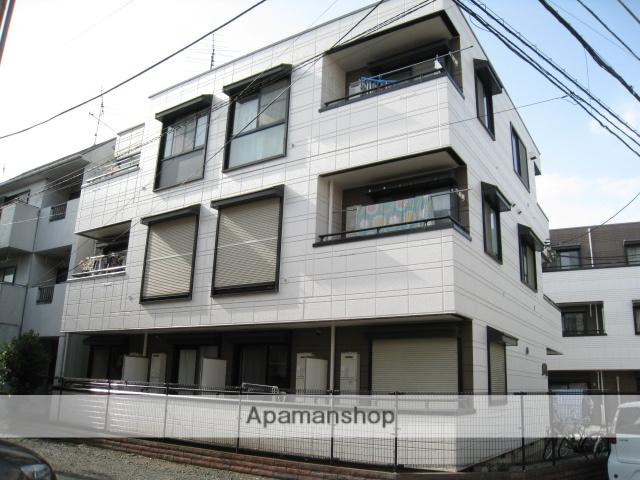 東京都杉並区、東高円寺駅徒歩16分の築23年 3階建の賃貸マンション