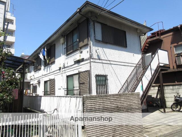 東京都杉並区、阿佐ケ谷駅徒歩10分の築29年 2階建の賃貸アパート