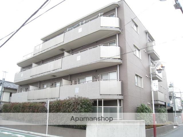 東京都杉並区、永福町駅徒歩19分の築14年 4階建の賃貸マンション