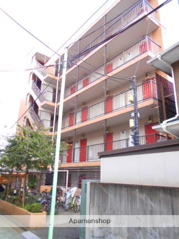 東京都杉並区、中野駅徒歩15分の築23年 6階建の賃貸マンション