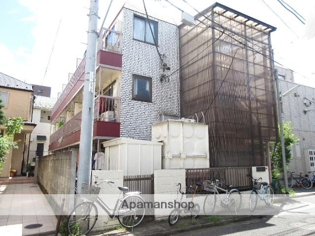 東京都杉並区、阿佐ケ谷駅徒歩13分の築18年 2階建の賃貸アパート