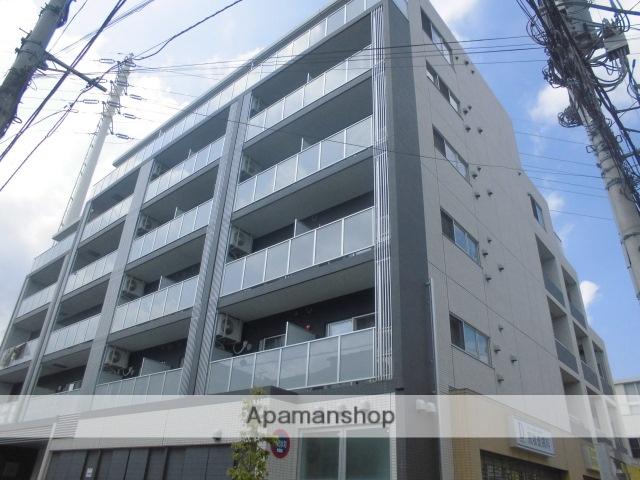 東京都杉並区、高円寺駅徒歩5分の築5年 6階建の賃貸マンション