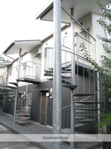 東京都杉並区、高円寺駅徒歩9分の築7年 2階建の賃貸アパート