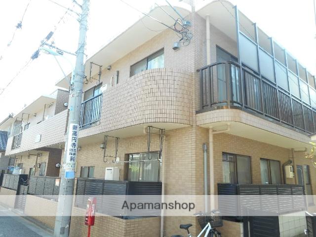東京都杉並区、高円寺駅徒歩15分の築16年 2階建の賃貸マンション