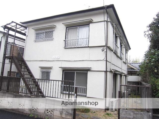 東京都杉並区、阿佐ケ谷駅徒歩18分の築31年 2階建の賃貸アパート