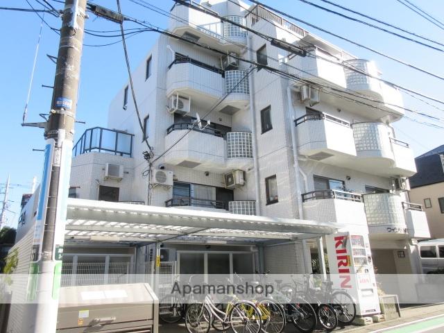 東京都杉並区、高円寺駅徒歩10分の築27年 5階建の賃貸マンション