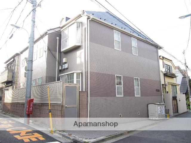 東京都杉並区、高円寺駅徒歩14分の築24年 2階建の賃貸アパート