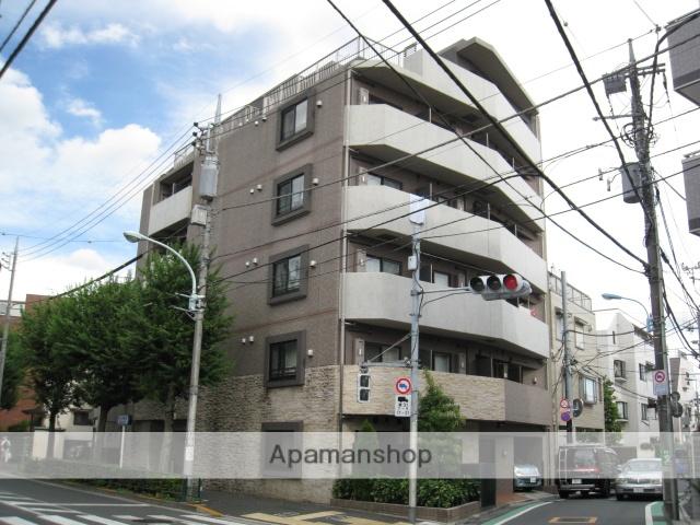 東京都杉並区、高円寺駅徒歩16分の築8年 6階建の賃貸マンション