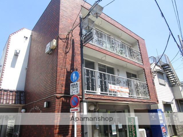 東京都杉並区、東高円寺駅徒歩8分の築36年 3階建の賃貸マンション