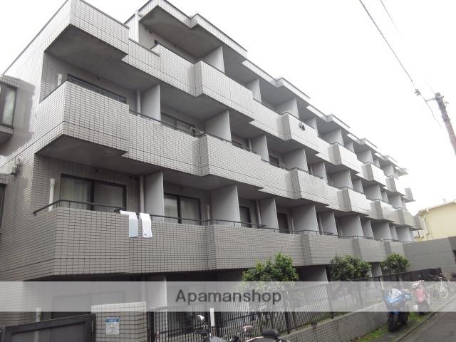 東京都杉並区、高円寺駅徒歩14分の築26年 4階建の賃貸マンション