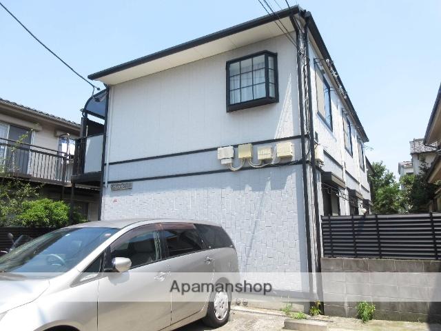東京都杉並区、阿佐ケ谷駅徒歩14分の築20年 2階建の賃貸アパート
