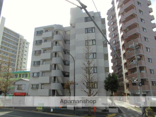 東京都杉並区、阿佐ケ谷駅徒歩11分の築26年 7階建の賃貸マンション