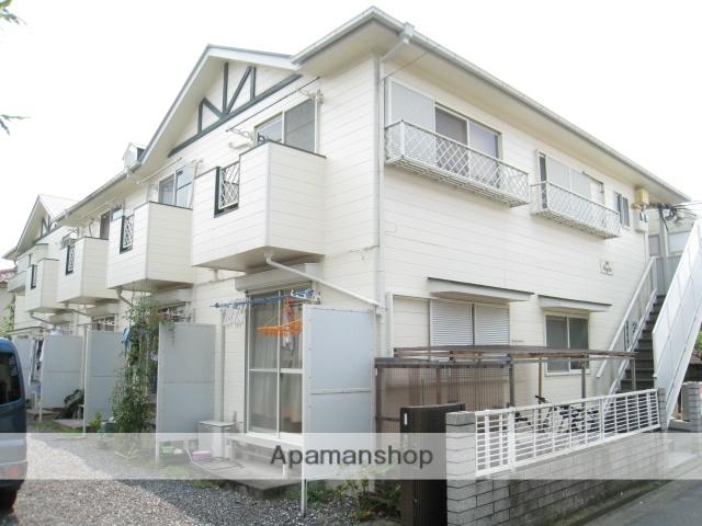 東京都杉並区、高円寺駅徒歩13分の築28年 2階建の賃貸アパート