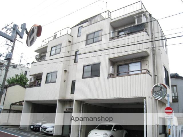 東京都杉並区、東高円寺駅徒歩17分の築26年 3階建の賃貸アパート