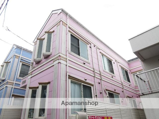 東京都杉並区、新中野駅徒歩13分の築5年 2階建の賃貸アパート