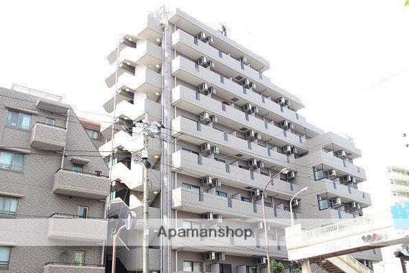 東京都杉並区、東高円寺駅徒歩13分の築17年 9階建の賃貸マンション