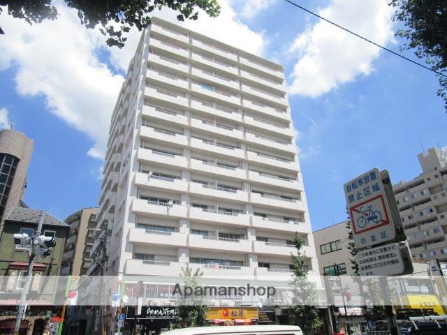 東京都杉並区、高円寺駅徒歩13分の築42年 14階建の賃貸マンション