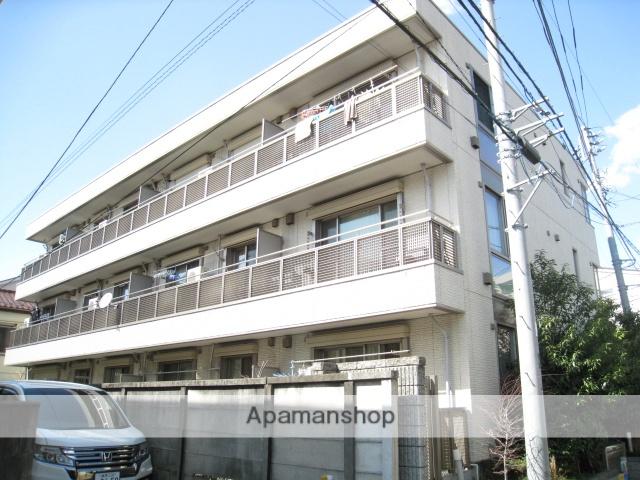 東京都杉並区、新中野駅徒歩10分の築7年 3階建の賃貸マンション