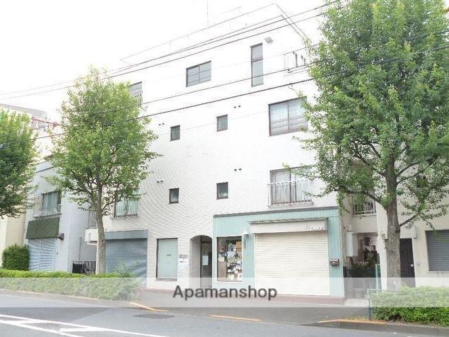 東京都杉並区、新高円寺駅徒歩8分の築34年 5階建の賃貸マンション