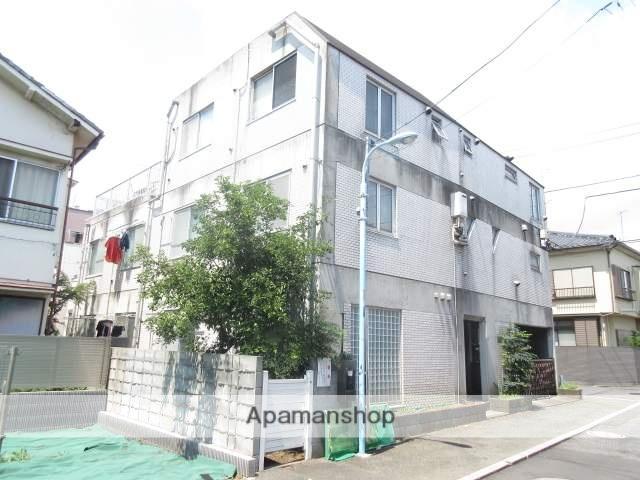 東京都杉並区、高円寺駅徒歩20分の築24年 3階建の賃貸マンション