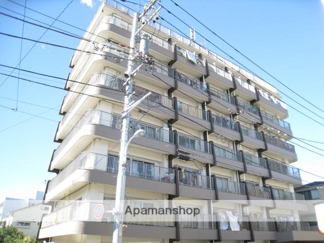 東京都杉並区、阿佐ケ谷駅徒歩12分の築45年 8階建の賃貸マンション