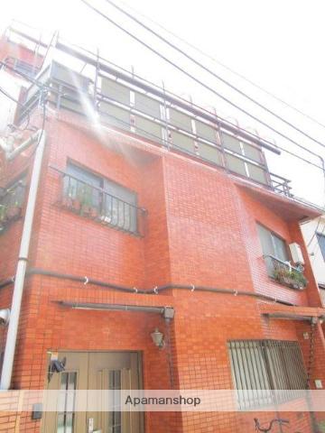 東京都杉並区、新高円寺駅徒歩13分の築29年 4階建の賃貸マンション