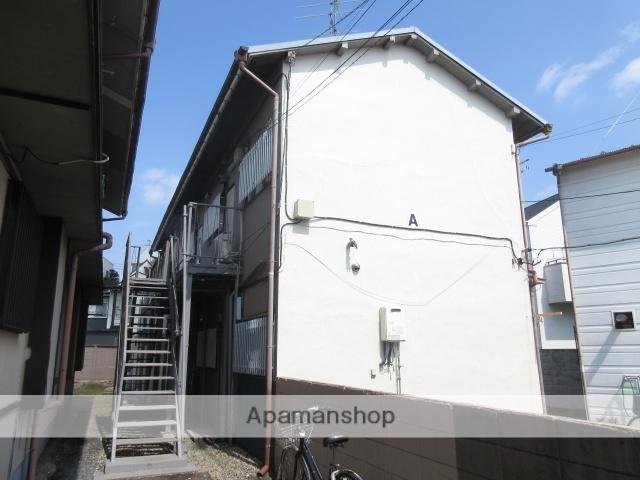 東京都杉並区、西永福駅徒歩19分の築31年 2階建の賃貸アパート