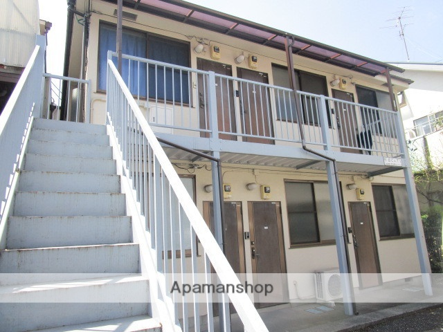 東京都杉並区、阿佐ケ谷駅徒歩15分の築26年 2階建の賃貸アパート