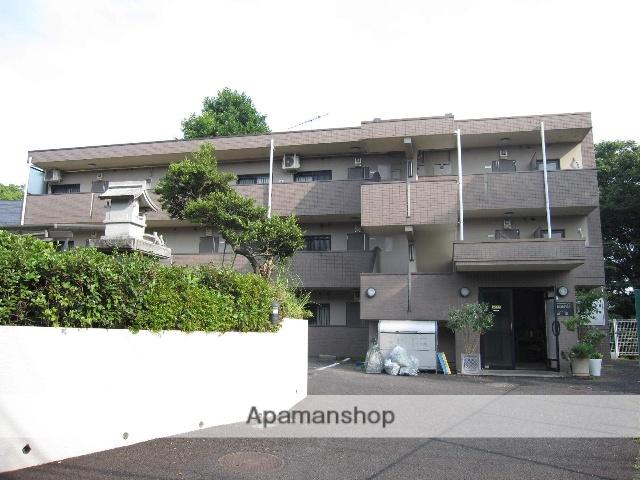 東京都杉並区、荻窪駅徒歩20分の築23年 3階建の賃貸マンション