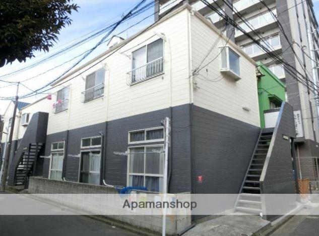 東京都中野区、新中野駅徒歩11分の築30年 2階建の賃貸アパート