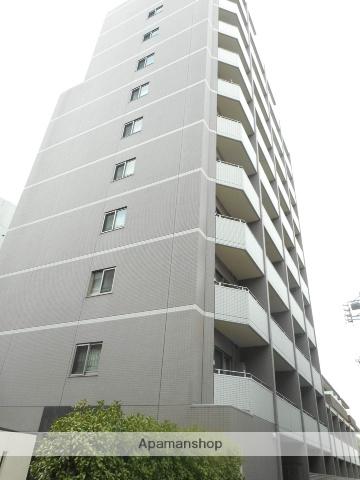 東京都中野区、新中野駅徒歩6分の築7年 11階建の賃貸マンション