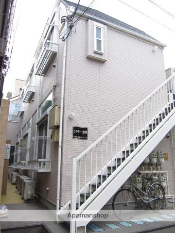 東京都中野区、新中野駅徒歩13分の築10年 2階建の賃貸アパート