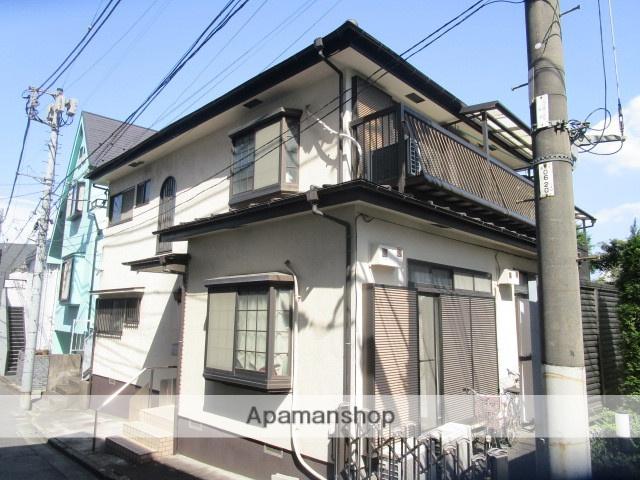 東京都杉並区、新中野駅徒歩12分の築32年 2階建の賃貸アパート