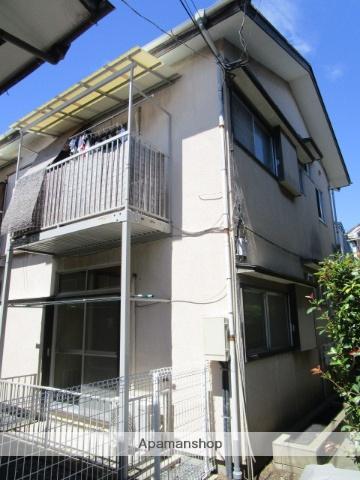 東京都杉並区、西永福駅徒歩18分の築44年 2階建の賃貸アパート