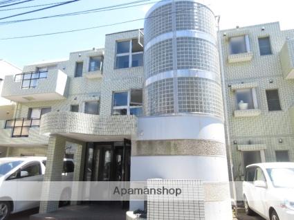 東京都中野区、東高円寺駅徒歩5分の築27年 3階建の賃貸マンション