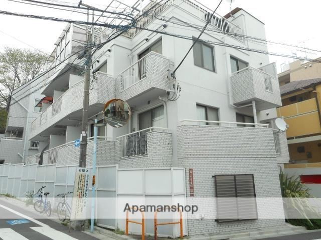 東京都杉並区、東高円寺駅徒歩14分の築32年 4階建の賃貸マンション