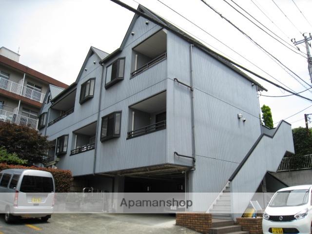 東京都杉並区、東高円寺駅徒歩16分の築17年 3階建の賃貸マンション