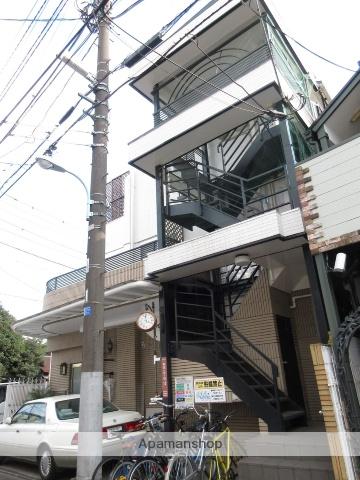 東京都杉並区、東高円寺駅徒歩9分の築42年 3階建の賃貸マンション