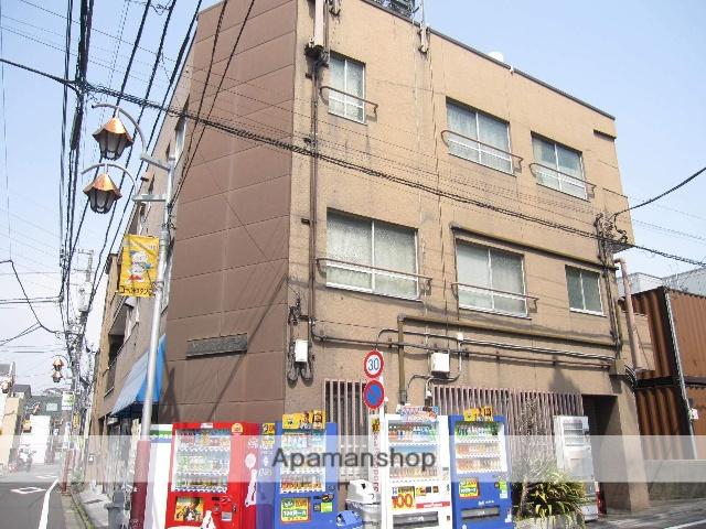 東京都杉並区、阿佐ケ谷駅徒歩21分の築45年 3階建の賃貸マンション