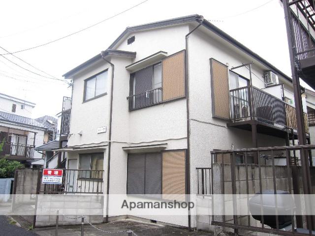 東京都杉並区、阿佐ケ谷駅徒歩19分の築34年 2階建の賃貸アパート