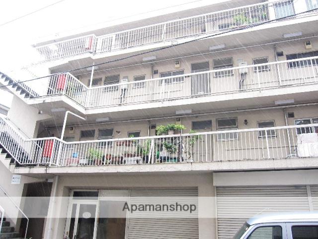 東京都中野区、中野駅徒歩10分の築49年 4階建の賃貸マンション