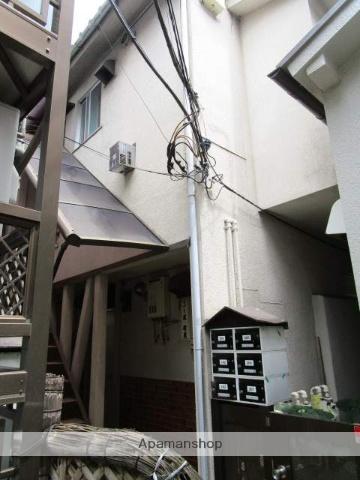 東京都杉並区、東高円寺駅徒歩18分の築54年 2階建の賃貸アパート