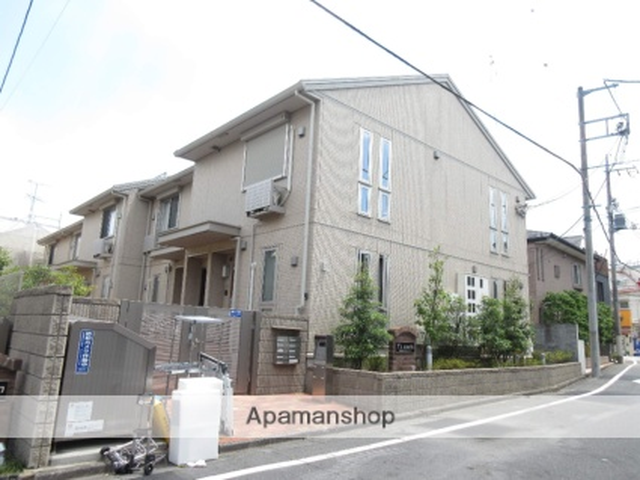 東京都杉並区、高円寺駅徒歩23分の築3年 2階建の賃貸アパート