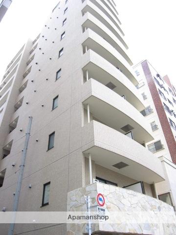 東京都中野区、新中野駅徒歩5分の築14年 11階建の賃貸マンション