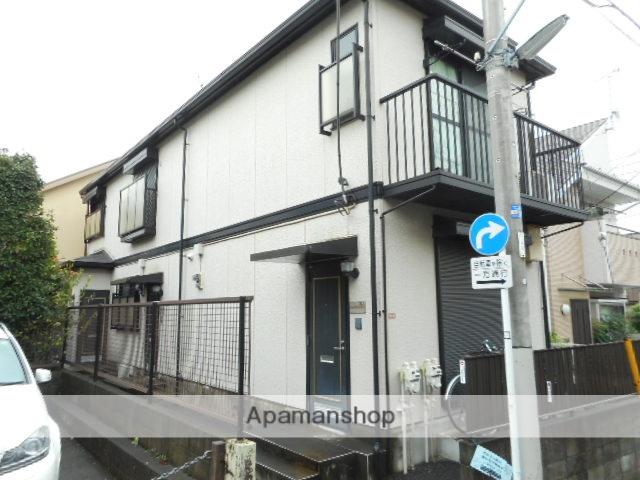 東京都杉並区、東高円寺駅徒歩16分の築22年 2階建の賃貸アパート