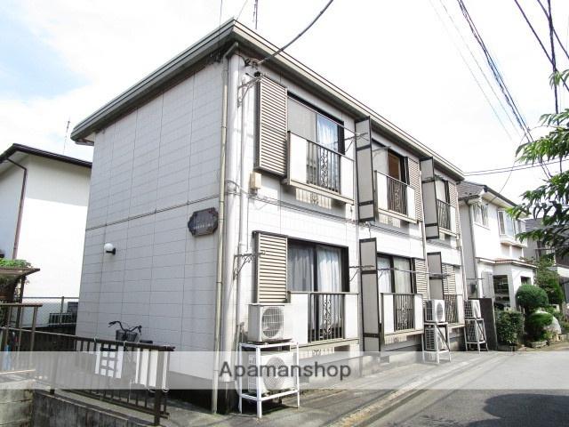 東京都杉並区、阿佐ケ谷駅徒歩15分の築23年 2階建の賃貸アパート