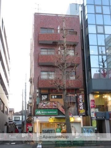 東京都杉並区、新中野駅徒歩12分の築36年 5階建の賃貸マンション