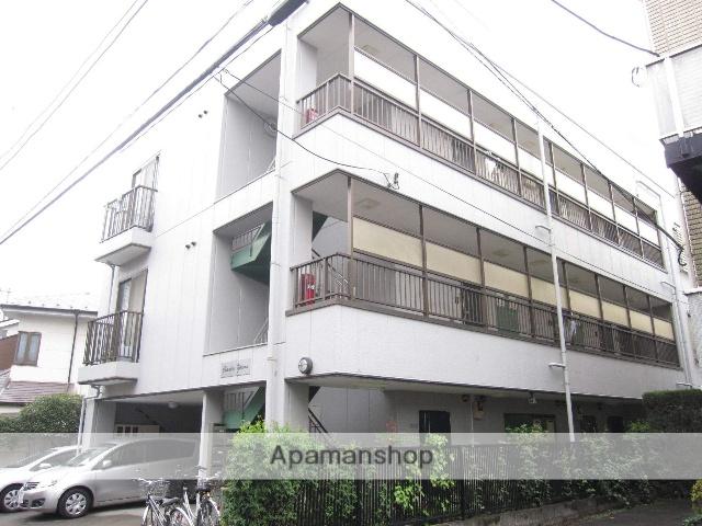 東京都杉並区、高円寺駅徒歩11分の築22年 3階建の賃貸マンション